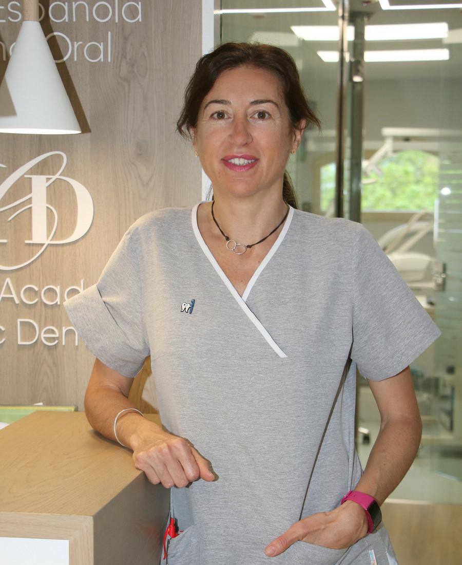 Patricia Aoiz Dr Ruiz Villandiego Servicio de Odontologia y Estomatologia Hospital Quiron Donostia San Sebastian