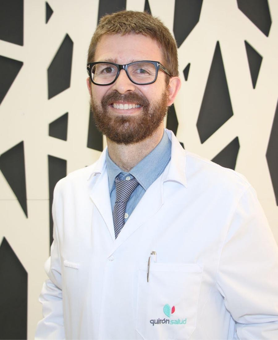Doctor David Lopez Cirugia Maxilofacial Dolor orofacial Hospital Quiron DOnostia San Sebastian Gipuzkoa Dentista urgencias